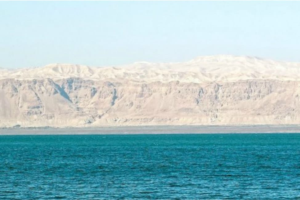 Crossing the Israeli-Jordanian Border