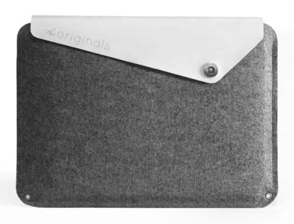 """Mujjo 13"""" MacBook Air Sleeve"""