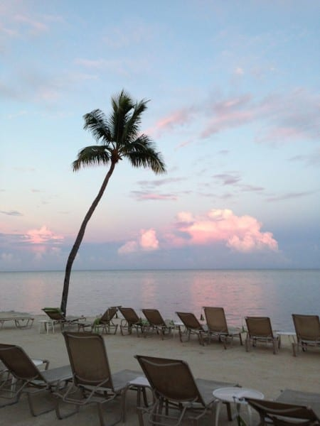 Cheeca Lodge Sunset Islamorada