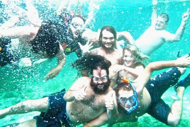 Florida Bucket List: Chilling and Grilling at Ginnie Springs thumbnail