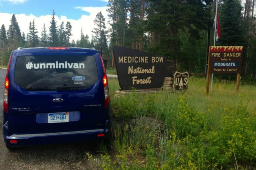 Exploring the Wyoming Medicine Bow National Forest