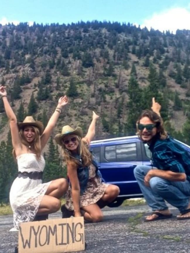 Exploring the Wyoming Medicine Bow National Forest!