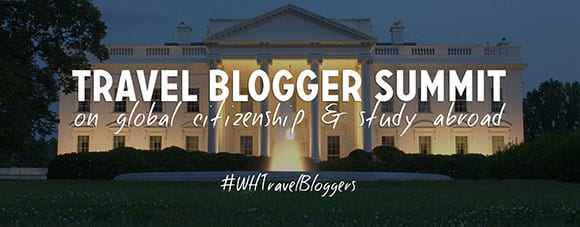 White House Travel Bloggers