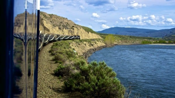 25 years of Canadian rail adventures