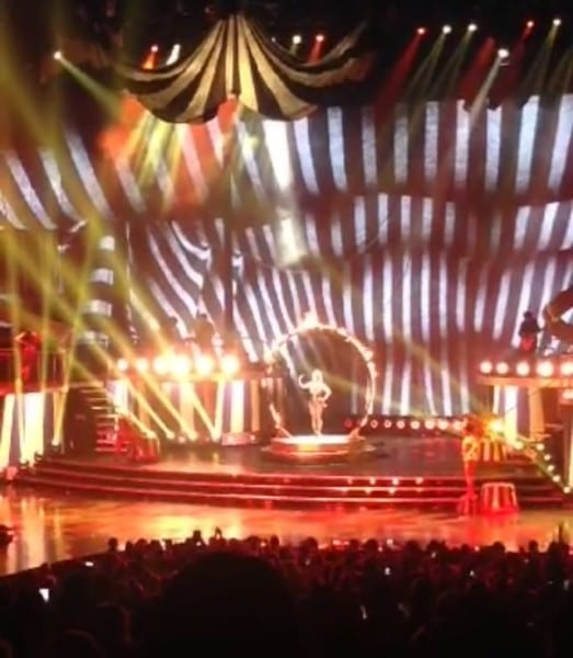 All eyes on Britney