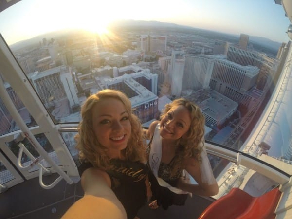 On the High Roller with RaeRae