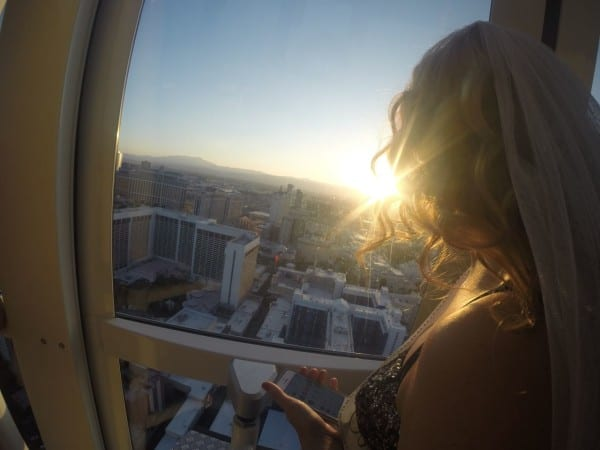 Pondering life from atop the Vegas High Roller