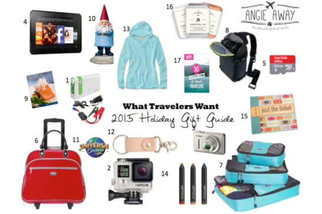 2015 Angie Away World Traveler Holiday Gift Guide thumbnail