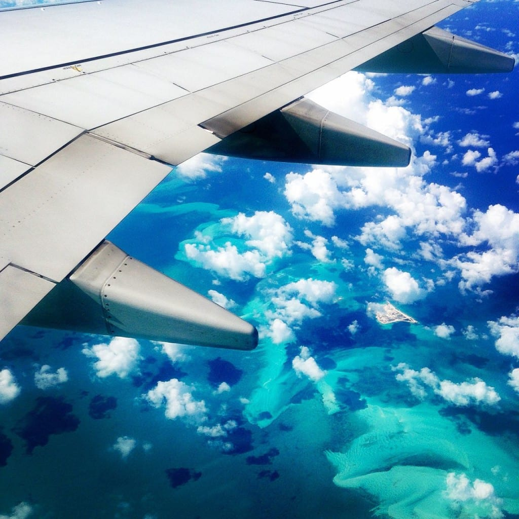 En route to San Juan, Puerto Rico