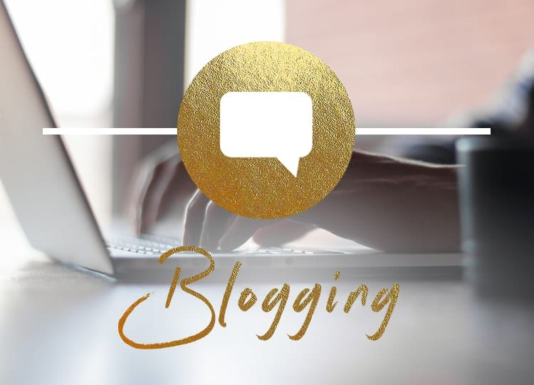 blogging angie away