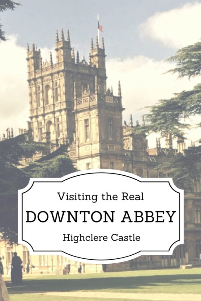 How to Party at Highclere Castle, the Real Downton Abbey