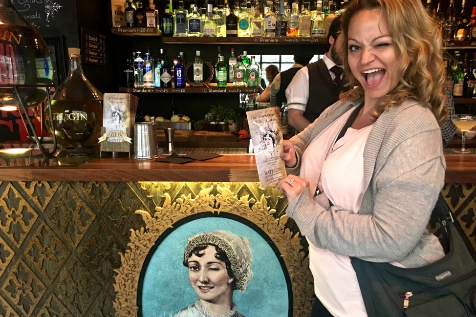 Gin with Jane Austen | Craft Cocktails in Bath thumbnail