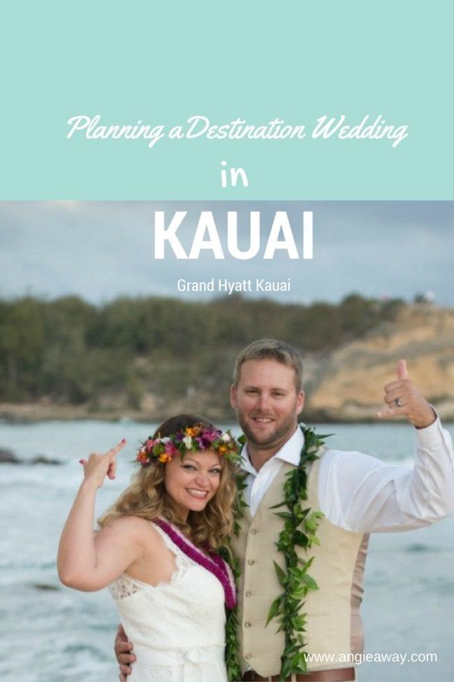 Kauai Destination Wedding Vow Renewal