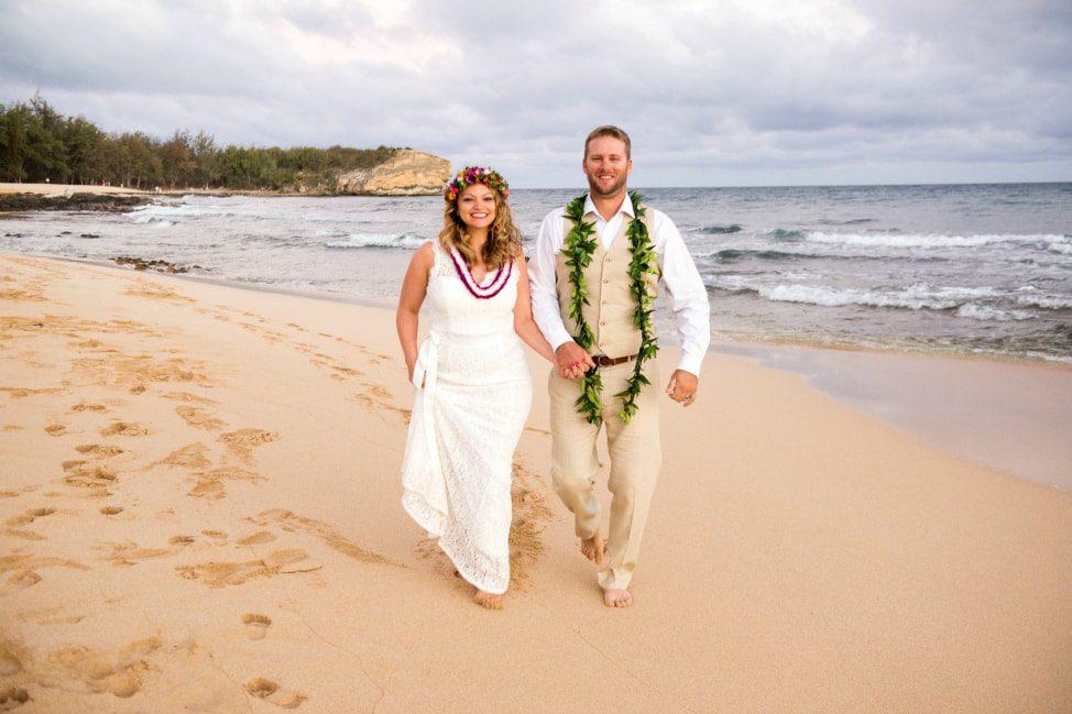 We do, Again. Our Wedding Do-Over in Kauai thumbnail