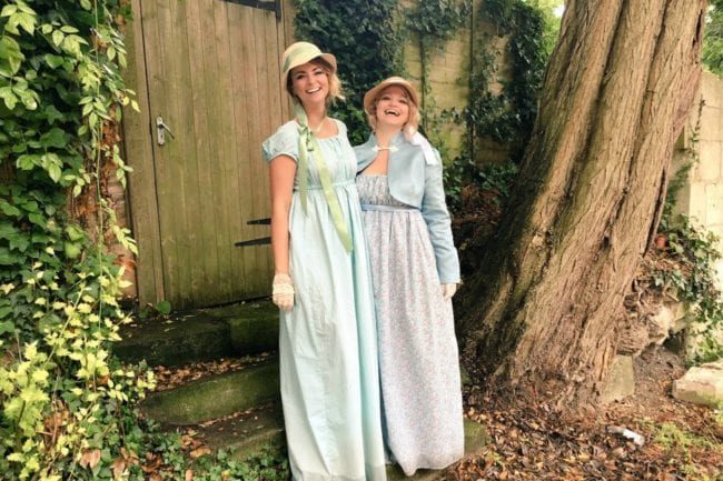 Dress-Up Travel: The Jane Austen Festival thumbnail