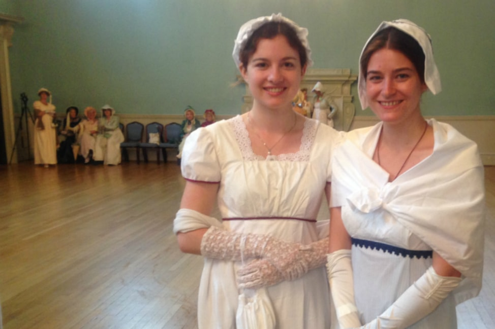 What to Wear to the Jane Austen Festival
