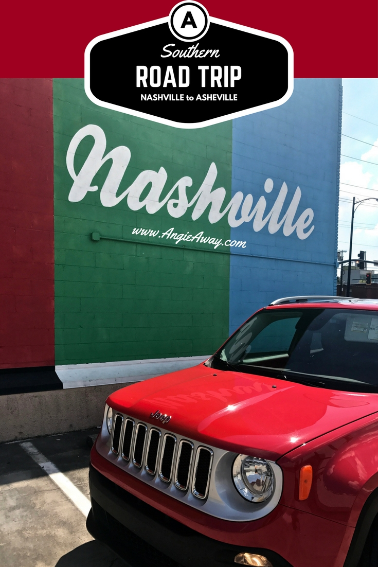 Everything you need to know when planning a Nashville to Asheville road trip. Check it out for your next family vacation!
