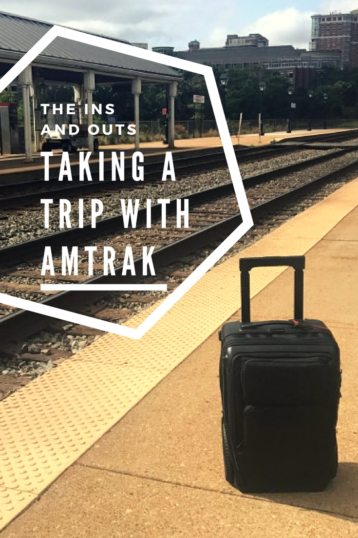 Need Amtrak travel tips? With tons of routes to your next vacation, train travel has never been more easy! Check out my tips for traveling with Amtrak!