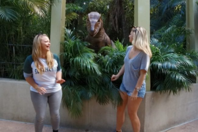 VIDEO: Our Silly Day at Universal Orlando thumbnail