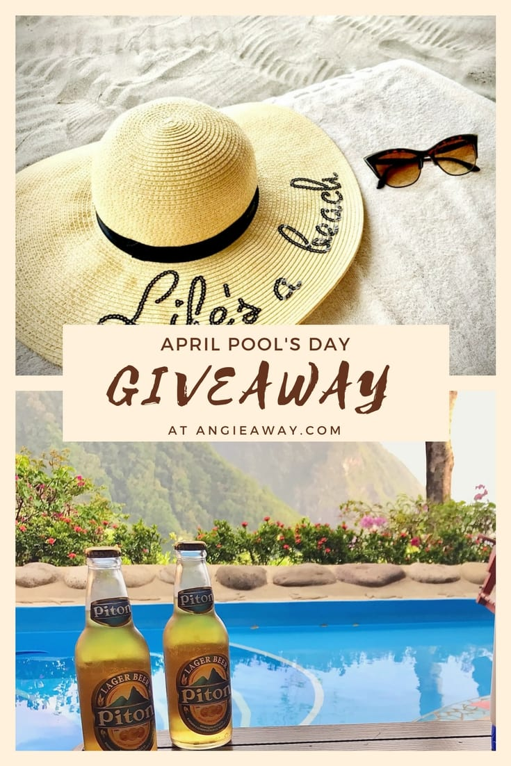 April Pool's Day Giveaway