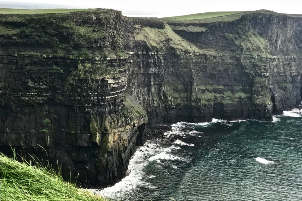 Cliffs of Moher, Ireland road trip in Ireland