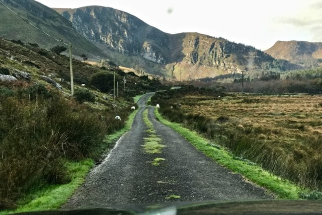 A Runaway Jaunting Car in Ireland thumbnail