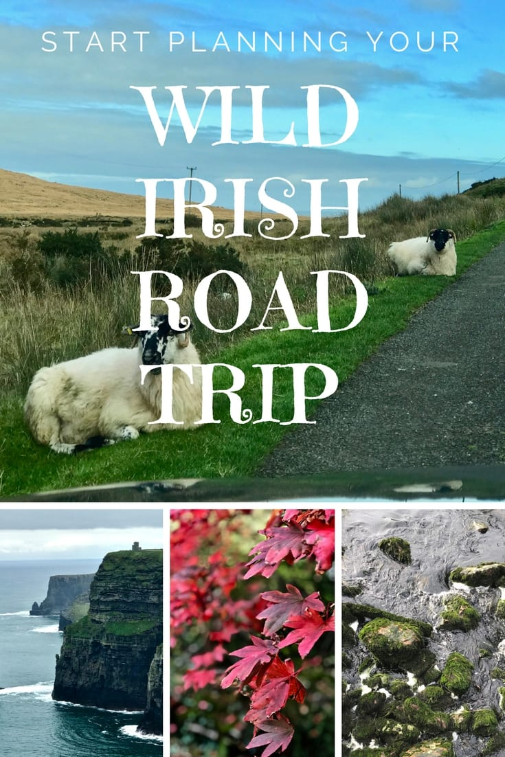 Planning an Irish Road Trip