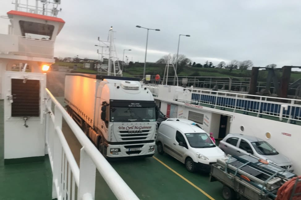 Shannon Ferries - Clare to Kerry