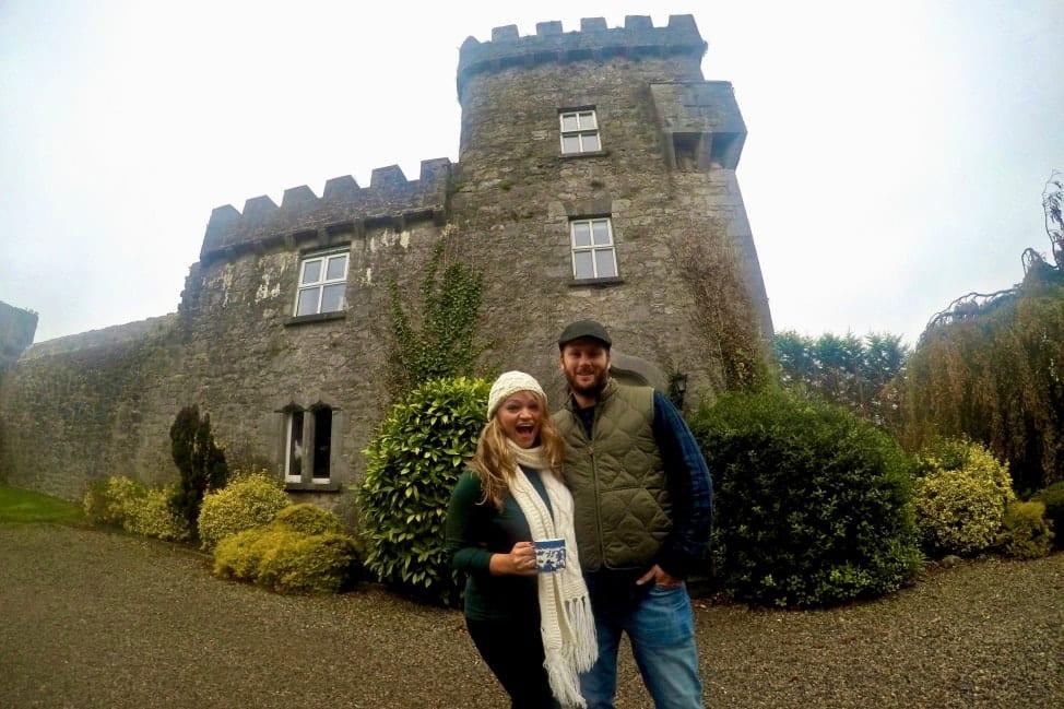 Fanningstown Castle in Ireland