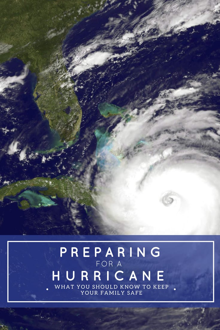 Preparing for Hurricane Season? Don't forget these emergency supplies!
