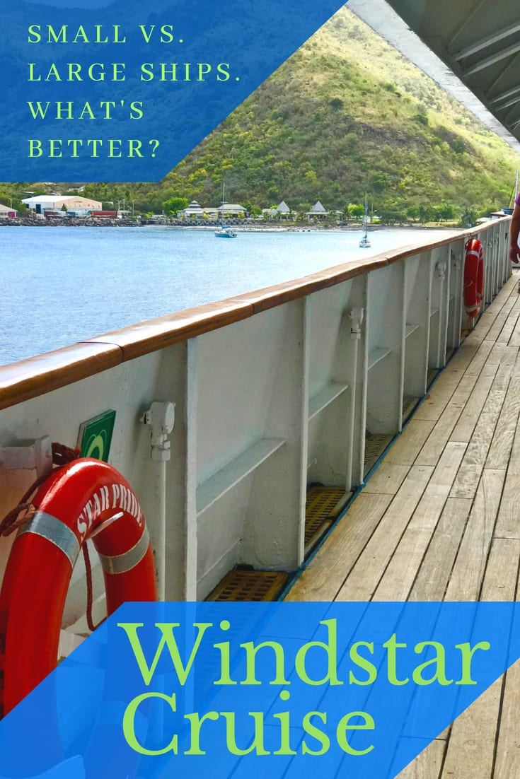 Tired of crowed cruise ships full of teenagers? Windstar cruises might be perfect for you. Check out my Windstar Cruise review, here! It's definitely for those who are looking for a relaxing, laid back experience. Enjoy!