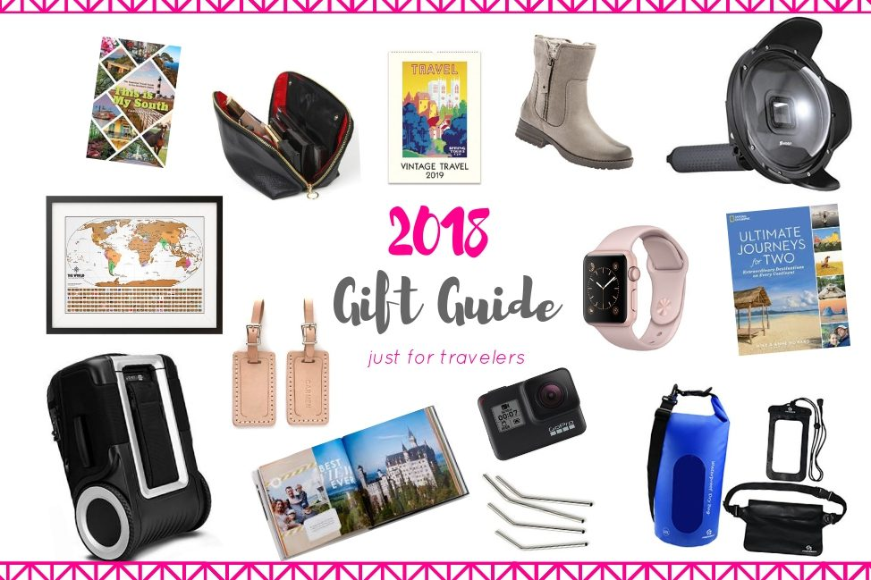 Angie Away 2018 Travel Holiday Gift Guide