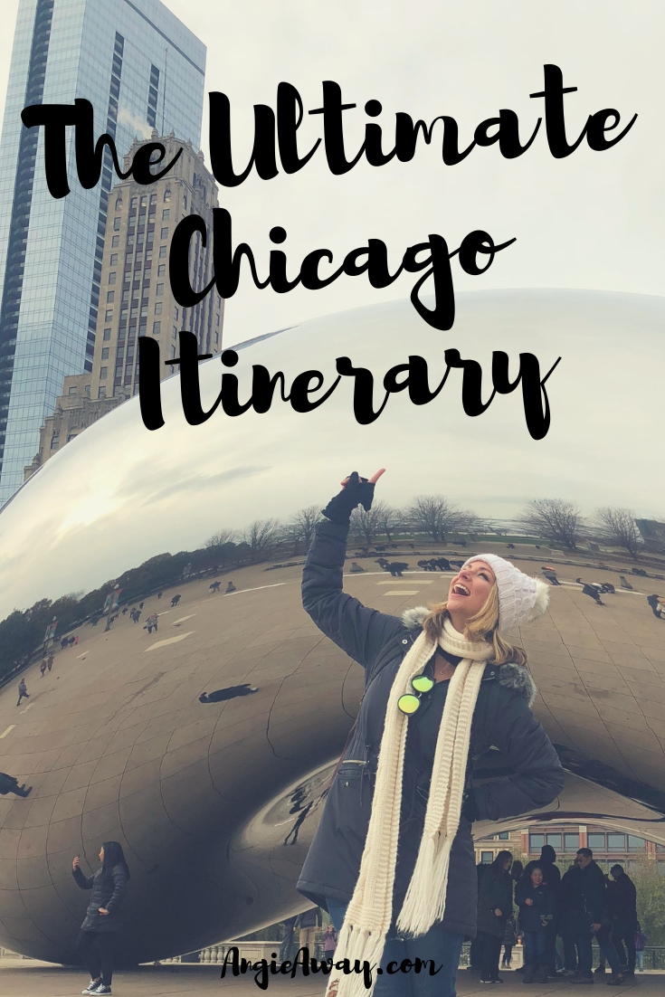 Looking for things to do in Chicago? Food, fashion and fun - The Windy City should be on your bucket list. We've got the perfect itinerary on how to see Chicago in a weekend! #Chicago #Thingstodo #travel #Photography