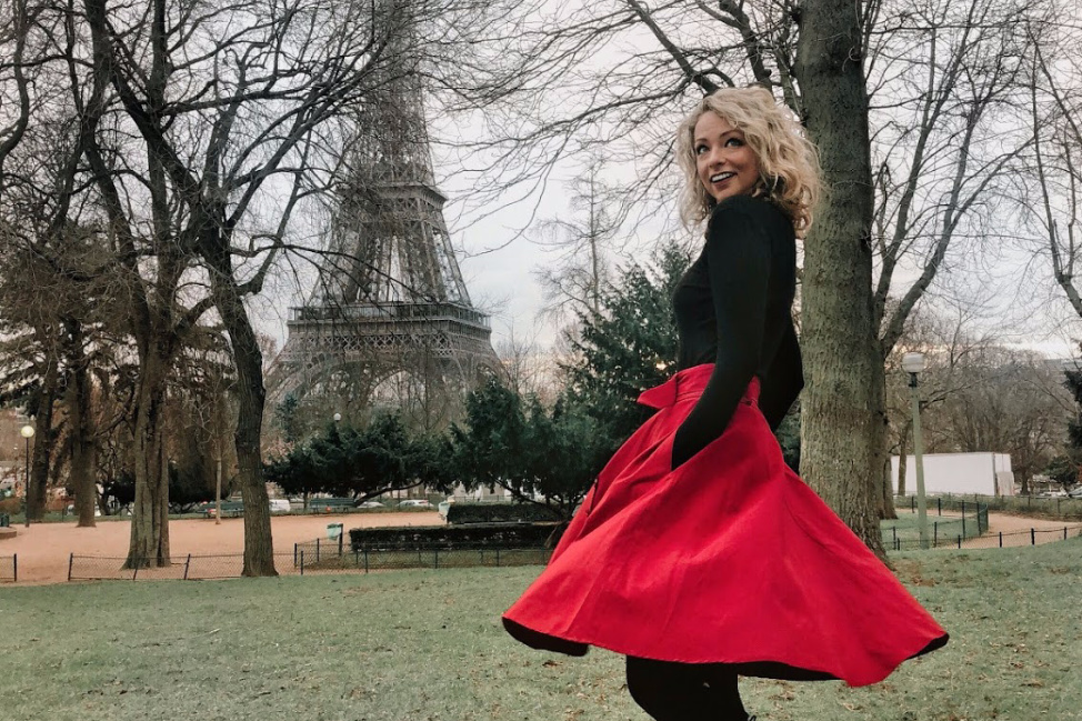 What to wear in Paris in winter