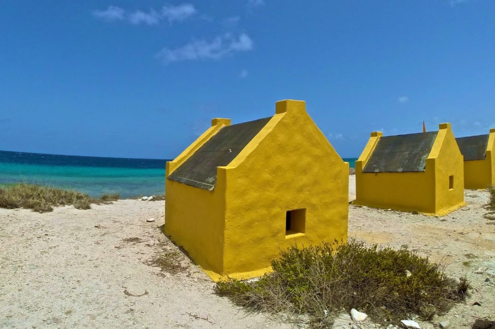 Things to do in Bonaire - Visit the slave huts