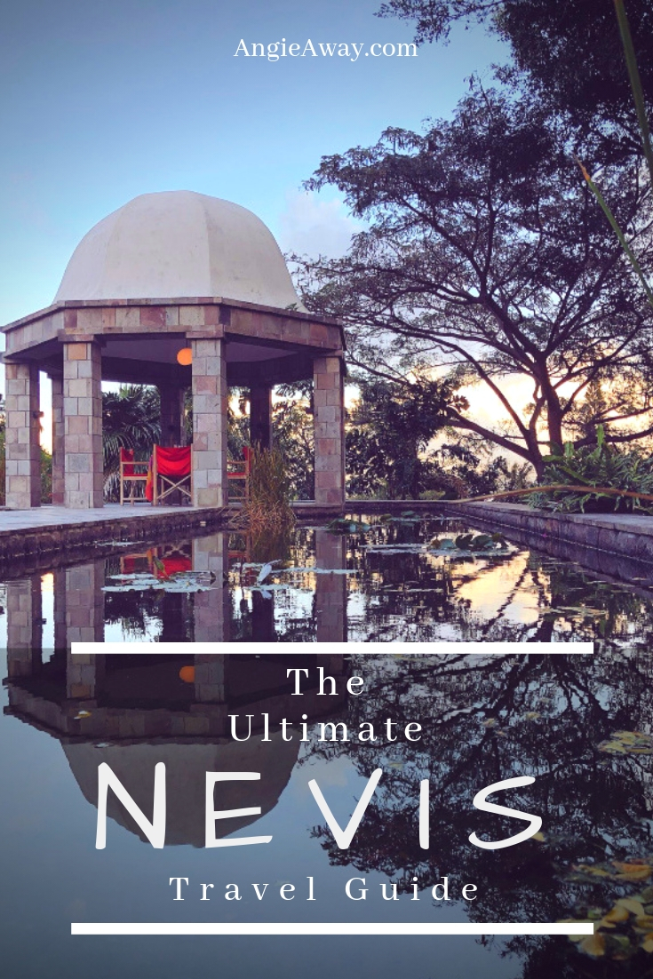 Your ultimate guide to visiting Nevis, the Caribbean's best kept secret and romantic getaway. Right next to St. Kitts, this island in the West Indies has a TON of things to do. Check it out!