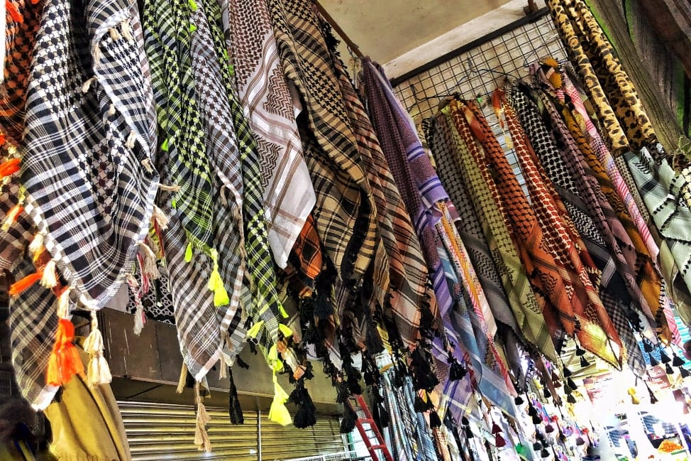 Shopping in Aqaba
