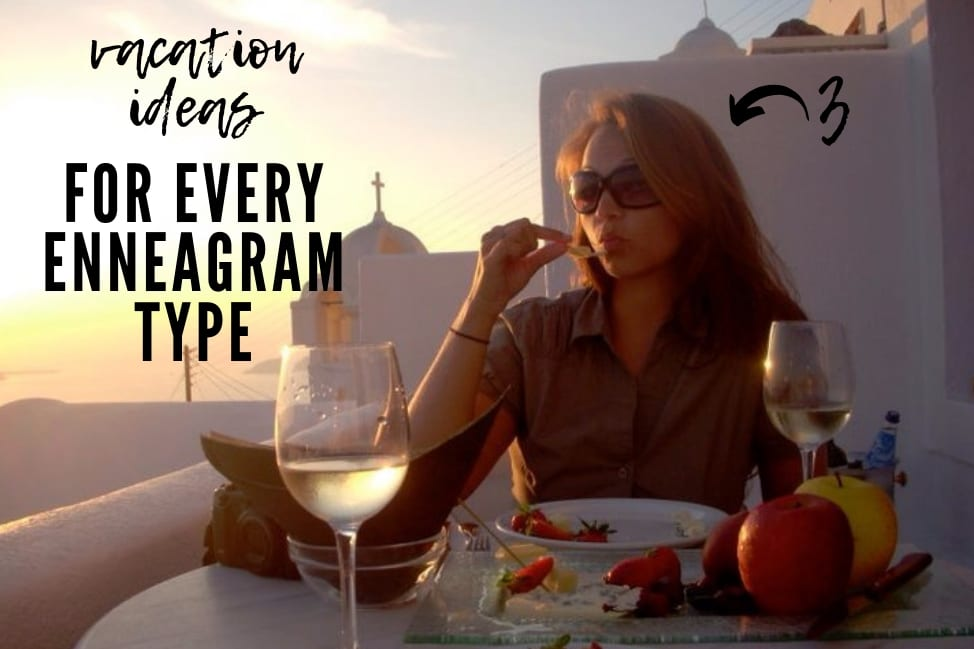 best destinations for every enneagram type