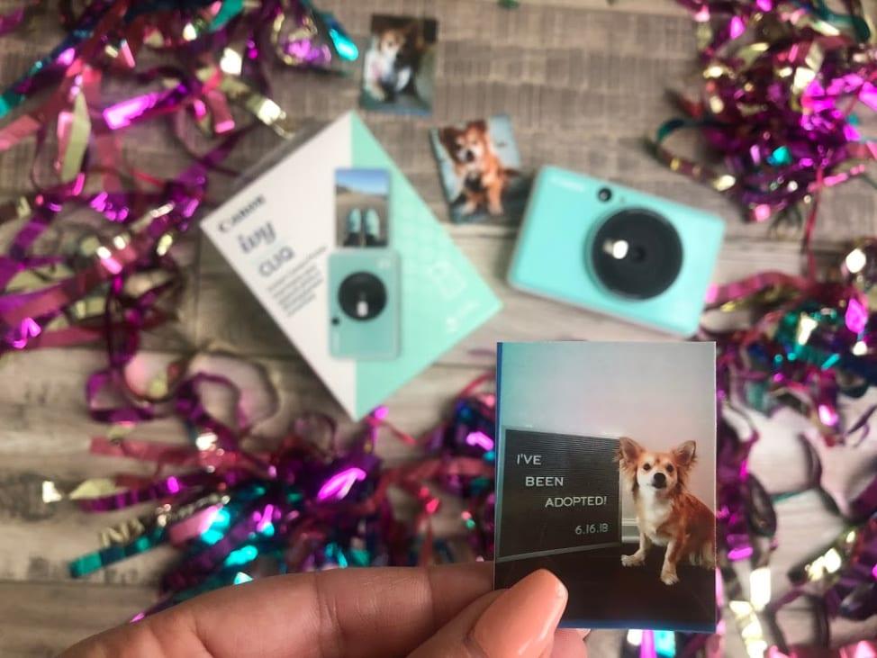 Canon Ivy Cliq Camera Specs