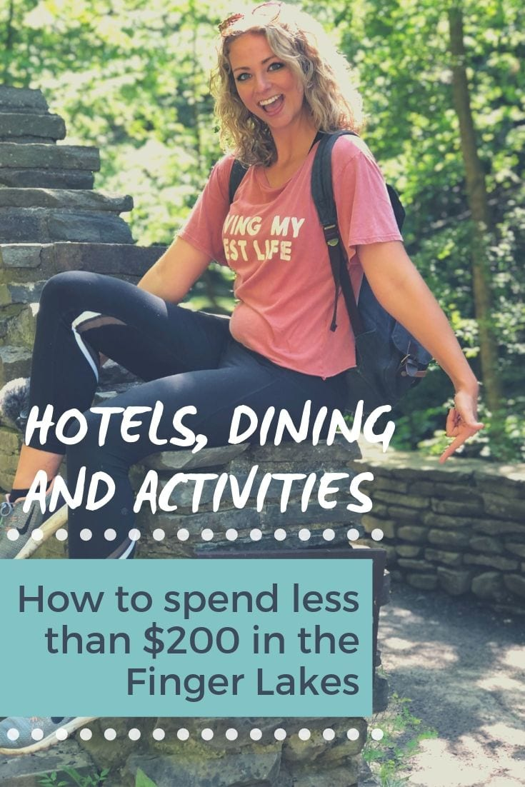 Looking for things to do in the Finger Lakes? With tons of wineries, hiking trails and seaplane adventures, there is something for everyone! Experience a different side of New York. We've got tips for hotels, restaurants and activities. See ya there!