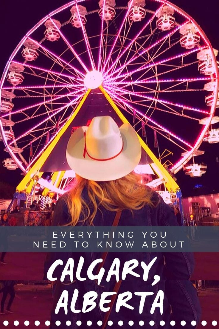 Calgary is one of the coolest cities in Canada and way more than just a pit stop on the way to Alberta's stunning national parks. Home to the world famous Calgary Stampede and site of the 1988 Winter Olympic Games, that's just about all I knew about Cowtown before I arrived for my summer adventure. But oh, there's so much more to Alberta's largest city, and so many <a href=