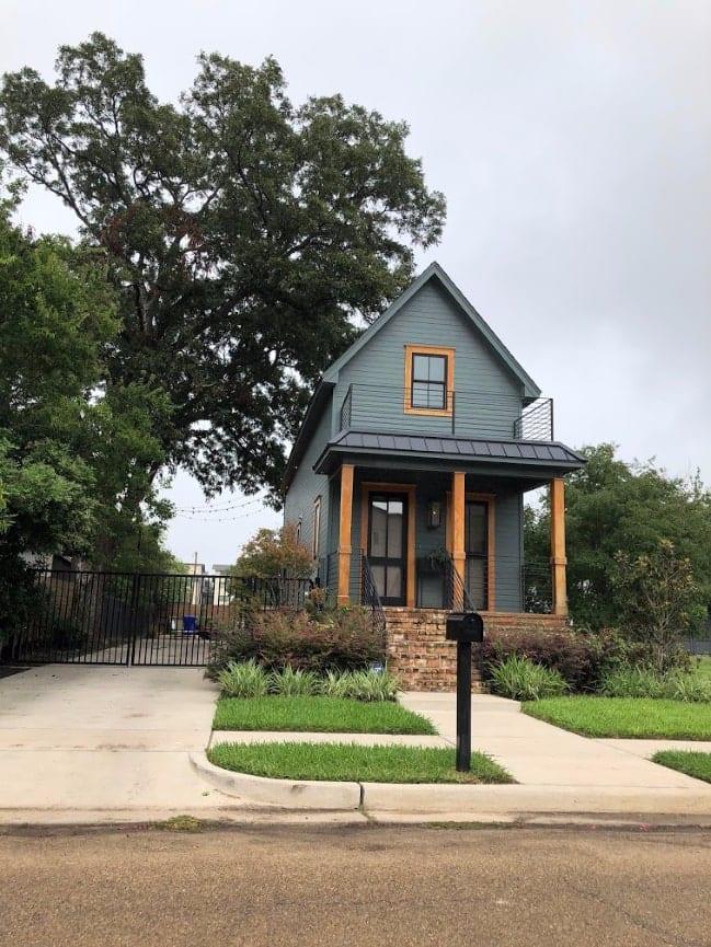 HGTV Fixer Upper House Waco Texas