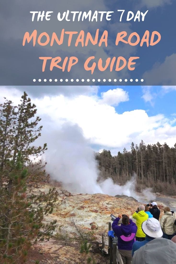 If you're planning a road trip around Montana, this guide is for you! From hotels to restaurants, activities and shopping, we did it all! Our route took us from Glacier National Park to Yellowstone National Park, so if you want to hit up two of the country's most stunning natural places, we've got you covered.