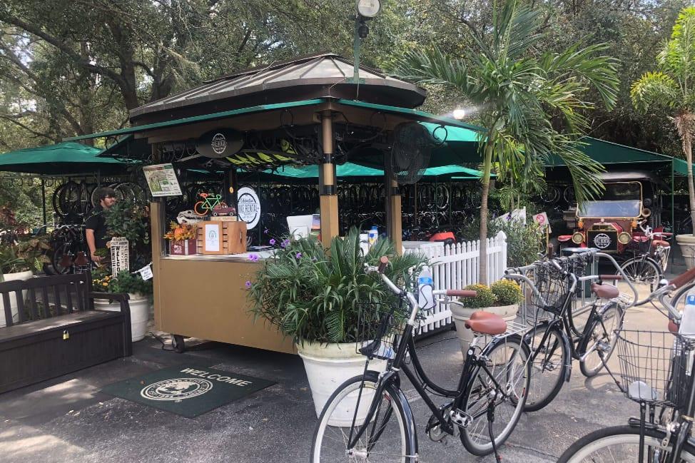 Bike Rental in Kissimmee Florida