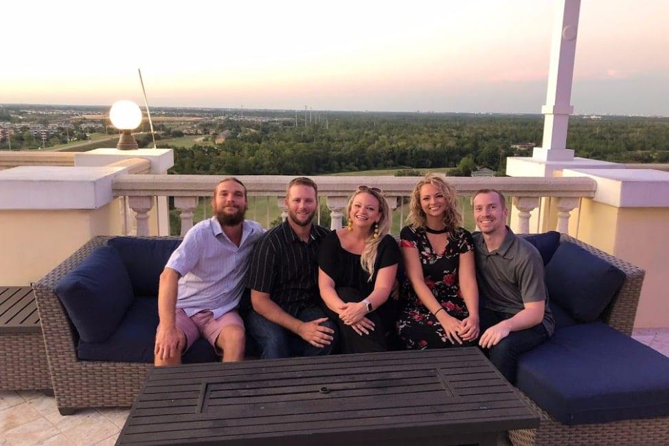 Reunion Resort Rooftop Restaurant Kissimmee