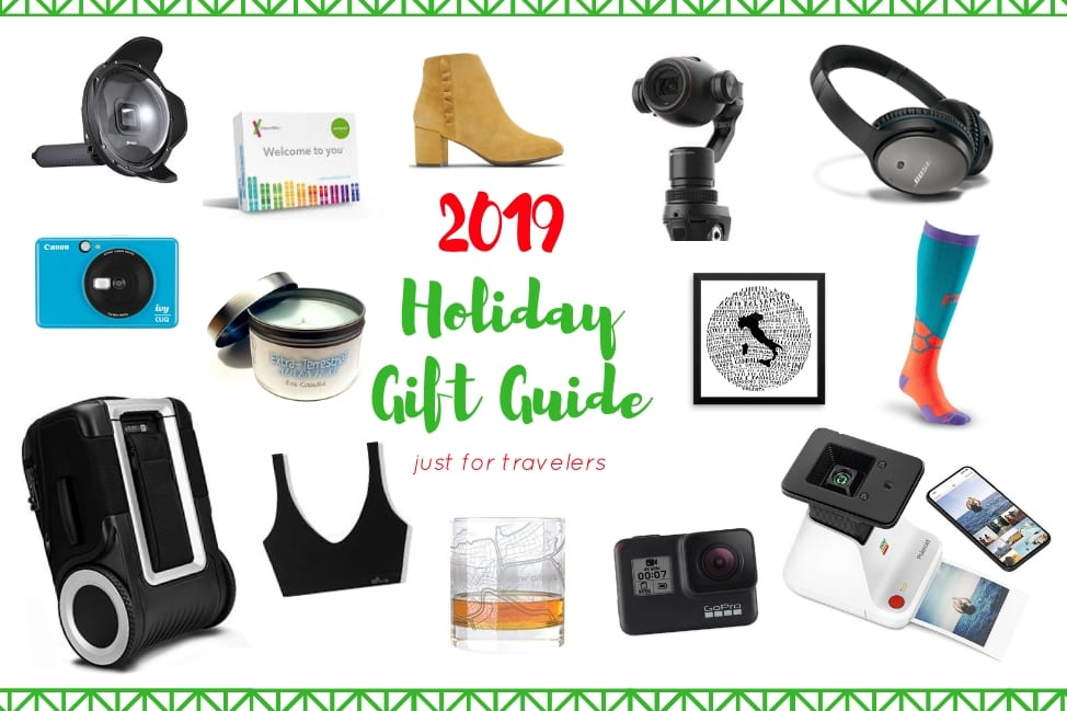 Angie Away's 2019 Holiday Travel Gift Guide and Giveaway thumbnail