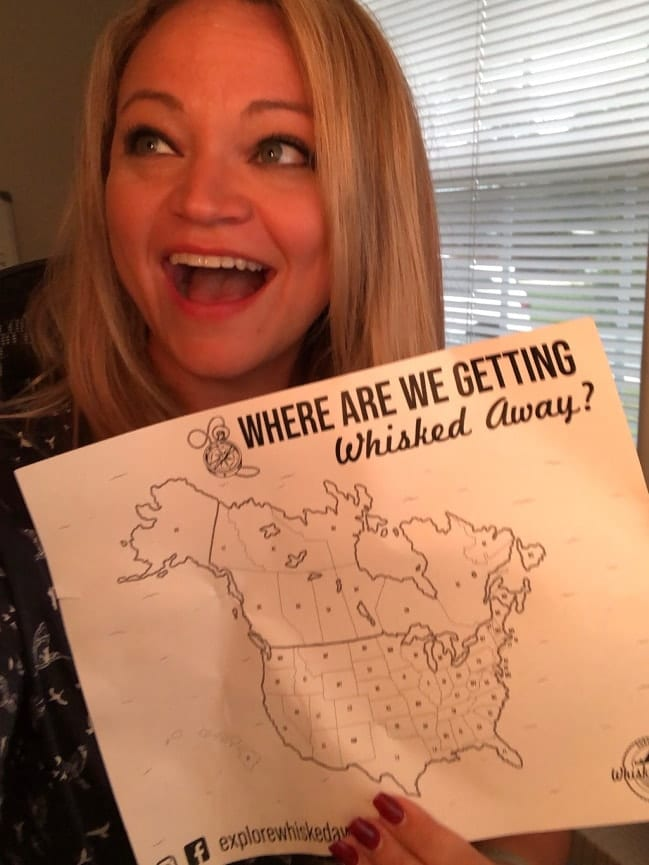 Whisked Away Surprise Travel - Angie Away