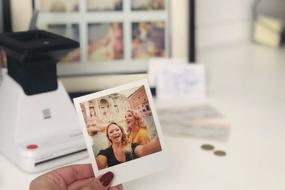 Making Digital Memories Into Souvenirs with the Polaroid Lab thumbnail