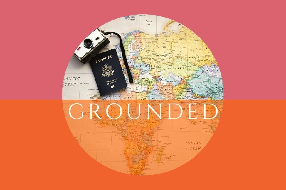 Grounded: Updates from a Traveler without Wings thumbnail