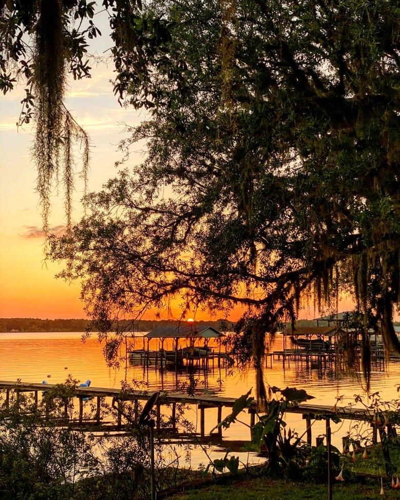 George's Lake Florida